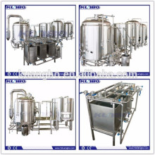Inicio Mini Brewery Micro Beer Brewing Equipment Mash Lauter Tun