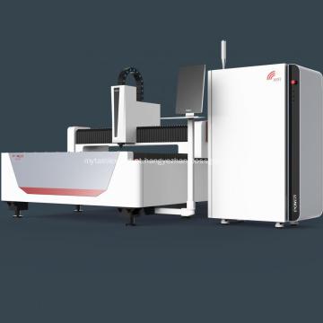 Multi-function Fiber Metal Laser Cutting Machine