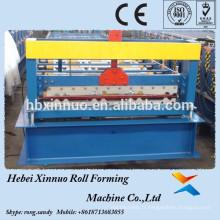 La plaque de SUPER GALUM formant des machines de panneaux de plancher de Decking dans des équipements de fabrication de XINNUO