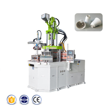 Multi Station LED Lamp Holder Injection Moulding Machine
