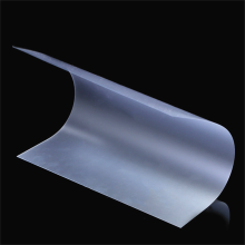 Transparent Matt PVC Fine Sand Frosted PVC Plastic