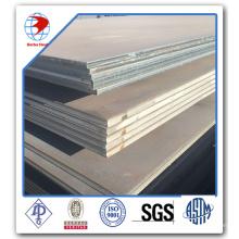 Plaque en acier au carbone haute résistance A516 Gr65 pour bride