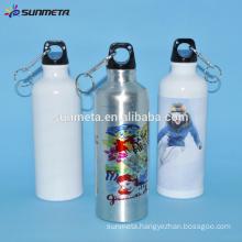 sublimation blank Aluminum sports bottle