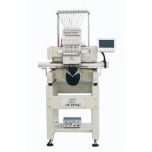 Вышивальная машина HeFeng с одной головкой для верхней и верхней рубашки