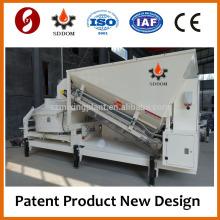 Portátil móvel fábrica de lotes de concreto à venda com peças de reposição para free10-16m3 / h