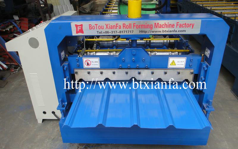IBR Roll Forming Steel Machine