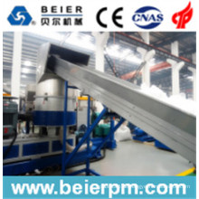 140-180kg / H Kalt Strang PE / PP Kunststofffolie / Tasche Recycling und Granulierung / Granulation Agglomeration Produktionslinie