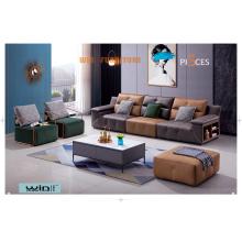 Modern Office Furniture Fashion Fabric Sofa