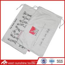 Индивидуальная сублимационная печать Microfiber Lens Bag с этикеткой