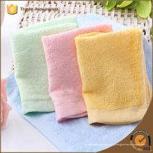 2015 venda quente China fornecedor personalizado baby washcloth