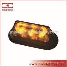 Golddeer Amber Dash/Grille Light Auto Led Warning Headlight