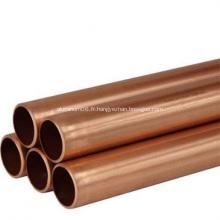 Tuyaux de cuivre GT de différentes spécifications