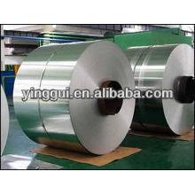 Bobina de alumínio 6063 para construção e construção