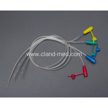 Medical Grade PVC Disposable Infant Feeding Tube Connector