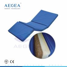 AG-M012 Coincidencia paciente de la cama usada colchón de alta densidad del hospital de la espuma