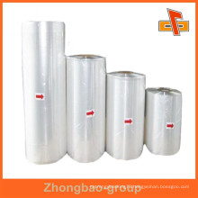 Moisture proof and transparent transparency casting food wrap stretch film for food outer packing