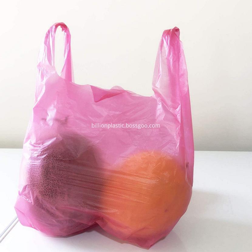 Custom Logo Plastic Bags