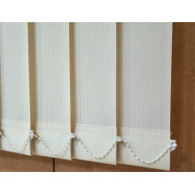 Window Treatment 3.5 Inch Width Polyester Fabric Window Vertical Blind