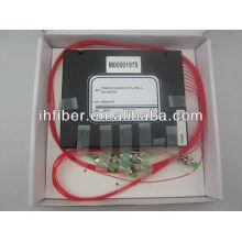 Polarization Maintaining(PM) fused fiber optical coupler/ splitter Manufacturer supply