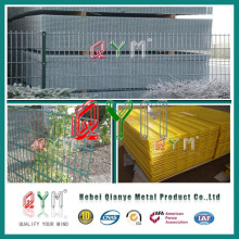 Double Wire Steel Fence Panel