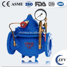 300X hydraulic slow closing flow control check valve