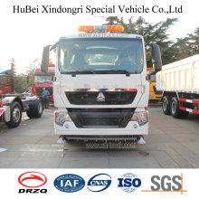 11cbm 11ton Sinotruk HOWO Euro 4 Водный транспортный спринклерный грузовик с дизельным двигателем