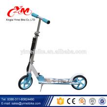 T bar kick roller für kinder / kinder balance mit kick roller PU räder / kinder fuß pedal kick roller