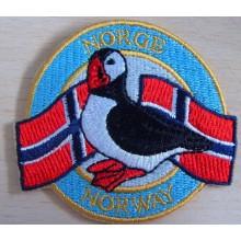Novo Design moda personalizado logotipo bordado Patch tecido