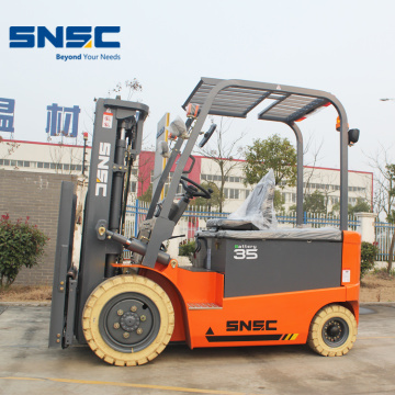 Electric Fork Lifter 2.5 Ton Forklift