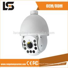 Outdoor à prova de intempéries IP66 CCTV Security Surveillance cctv metal Camera housing