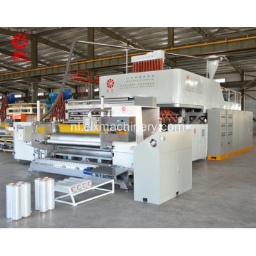 2000 mm Co-extrusie Intelligent Casting Film Machine