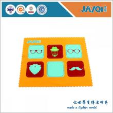 Microfiber 3D Glasses Cleaning Cloth em estoque