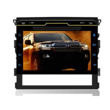 2din carro DVD Player apto para Toyota Land Cruiser LC200 Landcruiser 2016 com rádio TV estéreo de Bluetooth GPS sistema de navegação