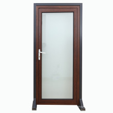 Puerta abatible de aluminio Puerta interior / exterior