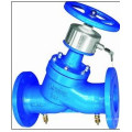 Flüssiges Rohrleitungssystem Verwendetes Digital Lock Balance Valve