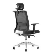 Chaise de bureau pivotante de qualité de BIFMA inclinable pour le bureau / gouvernement / banque