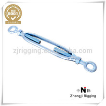 metal fasteners Carbon Steel Electro-Galvanized JIS Frame Type Turnbuckle made in china supplier