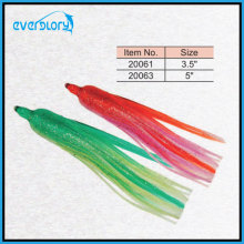 3′5′′ and 5′ Octopus Fishing Lure