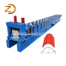 Машина для производства холодного рулона плитки с металлической крышкой