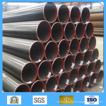 Kohlenstoffstahl Schedule 40/Sch40 4 Zoll Stahlrohr