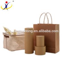 Emballage Cylindre Boîtes En gros Kraft Papier Tube Boxes