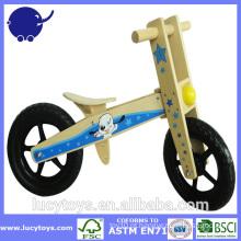 Melhor bicicleta de equitação de madeira toddler