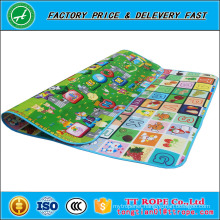 Double side crawling baby play mat kids carpet playmat for wholesale