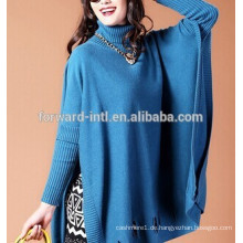 neue Stil Mode Frauen Kaschmir kniited Pullover