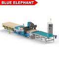 porta de armário de cozinha 1325 router cnc madeira auto linha de produção de alimentos com CE