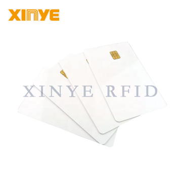 RFD Contact Smart Card SLE5542 Chip Carta di credito