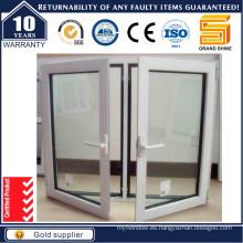Doble acristalamiento Ventana de aluminio / ventana de aluminio