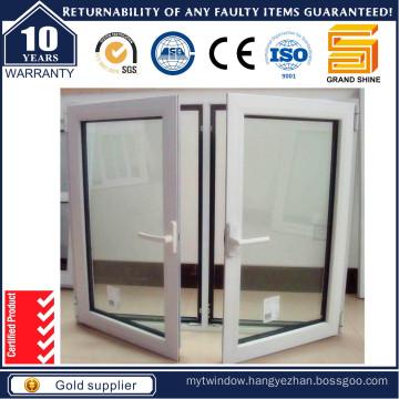Double Glazed Thermal Break Aluminium Casement Window Swing Window Aluminium Window