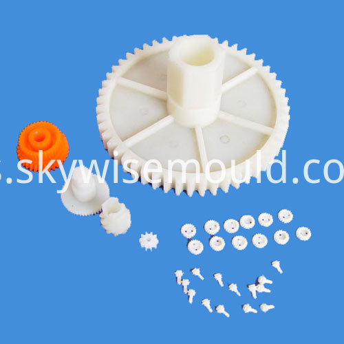 Spur Gear Plastic Injection Mould