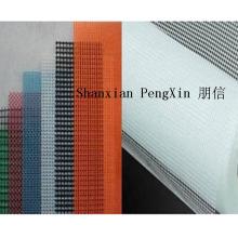 Niedriger Preis unsichtbarer transparenter Glasfaser-Fensterschirm